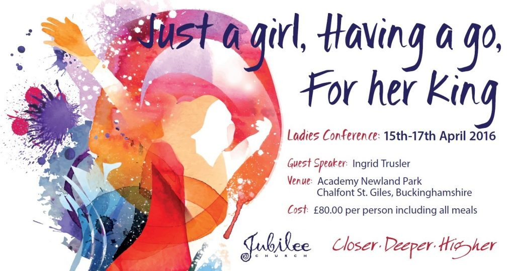 Ladies conference Banner