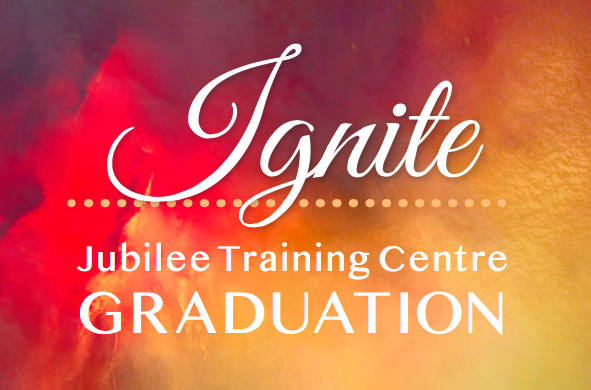 Jubilee Training Centre Graduation