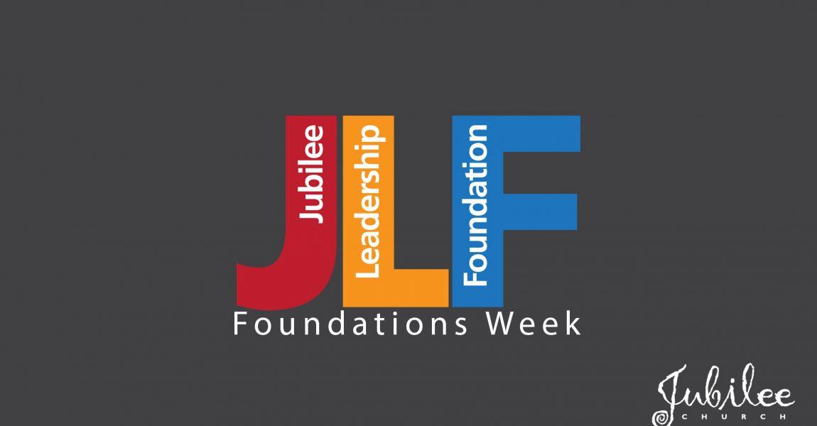 Jubilee Foundations Week Downloads