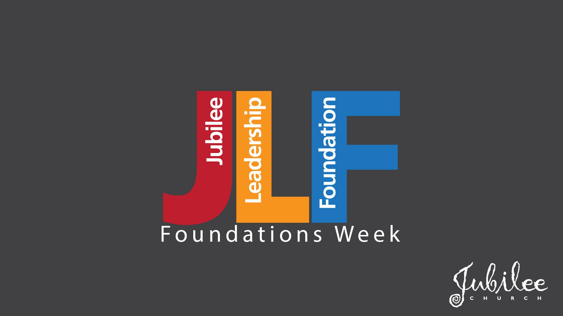 LTS: Foundation Week 2016