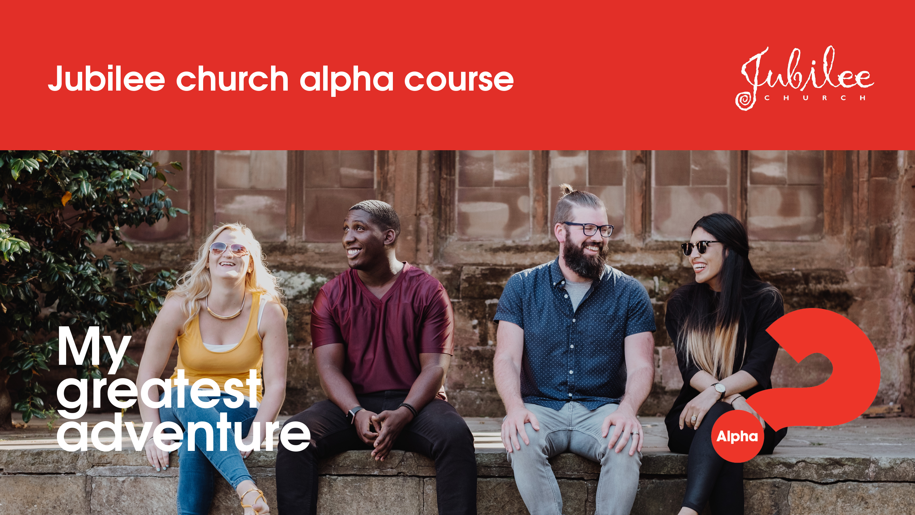 Jubilee Church Alpha course