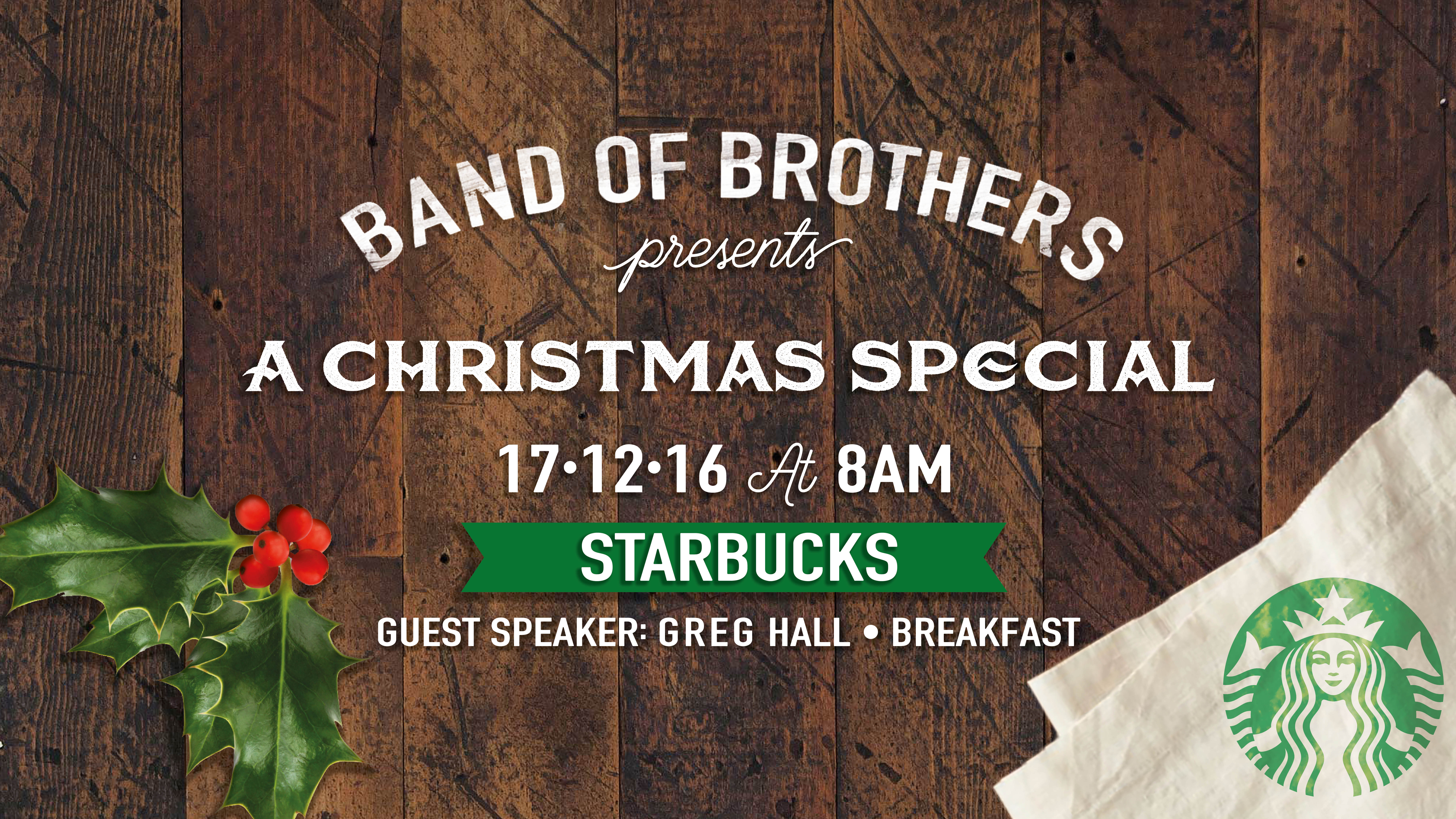 Band of Brothers Christmas Special
