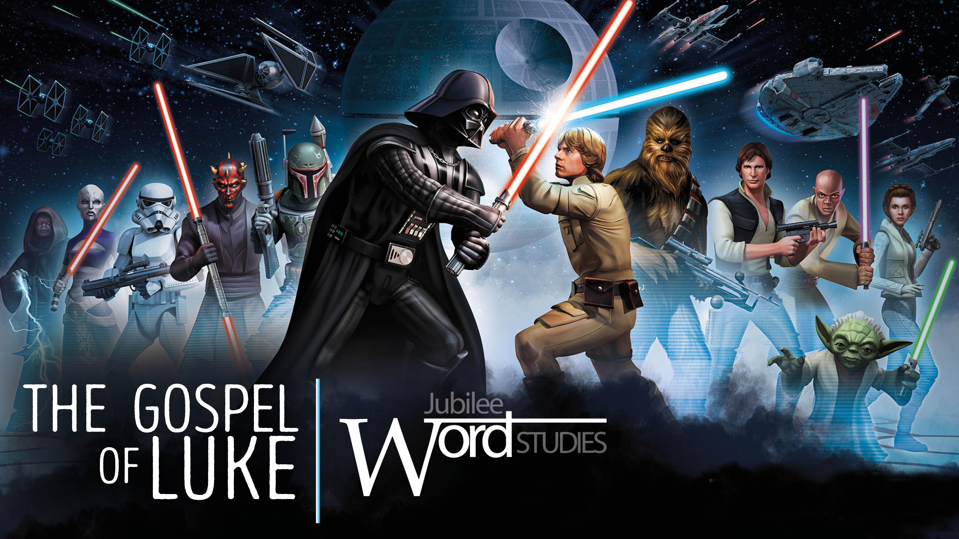 SOTW Word Studies: The Gospel of Luke