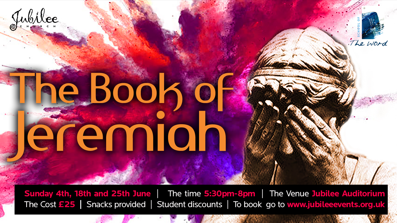 Word Studies Jeremiah