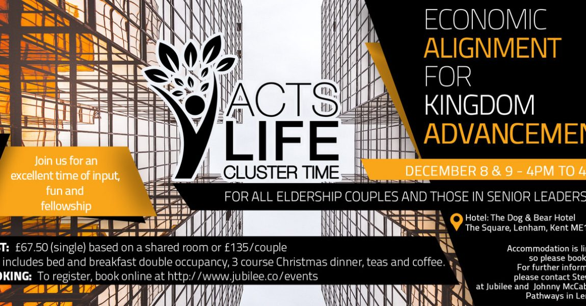 Acts Life Cluster Time