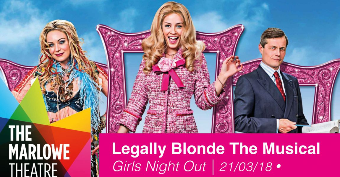 Legally Blonde the Musical – Girls Night Out