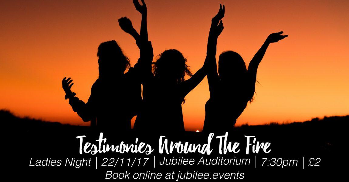 Testimonies Around The Fire