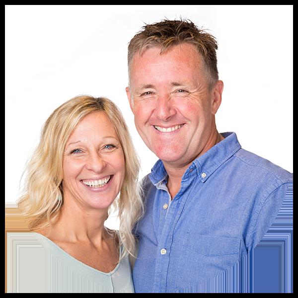 Neil and Hazel Pattison - Lead Couple