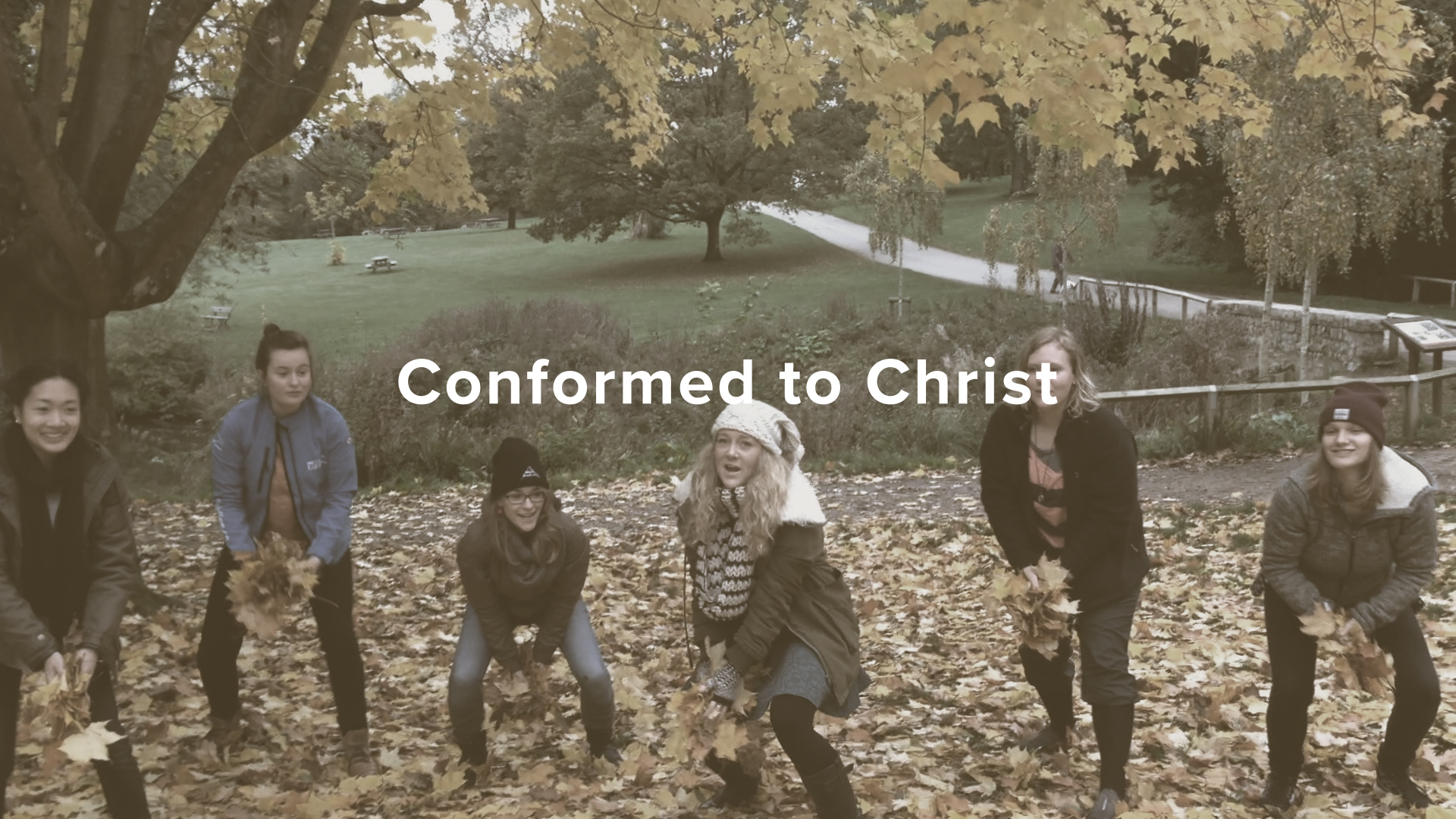 Conformed to Christ. Compelled by Love. Changing our World.