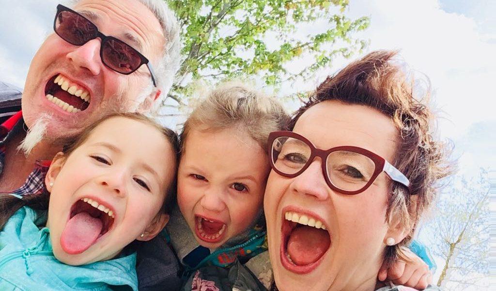 Family Overseas Part 2: Ralf, Daniela, Clara & Rosa Helfrich