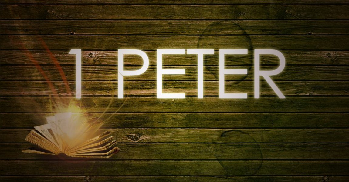 1 Peter 4:7-11 Part 1: Dealing With Hurts and Moving Into The Next Season