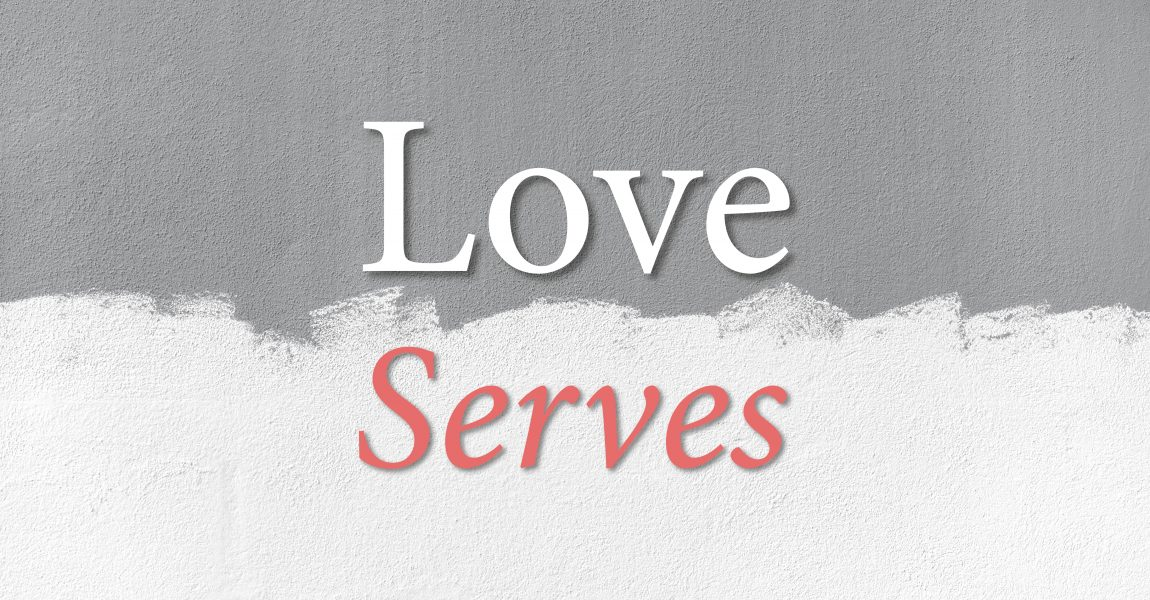 """Love Serves"" – Part 2 Nicky Kendall"