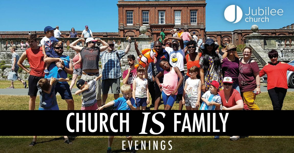 Church IS Family Evenings | February 13th