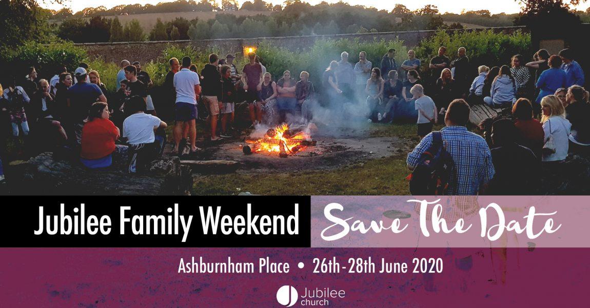 Ashburnham Jubilee Family Weekend 2020