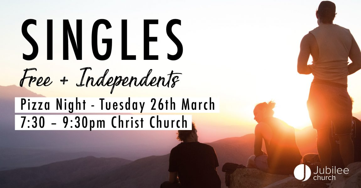 Singles Free and Independents Evening