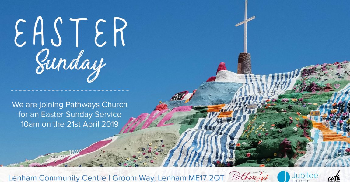 Easter Celebration Sunday 21st April