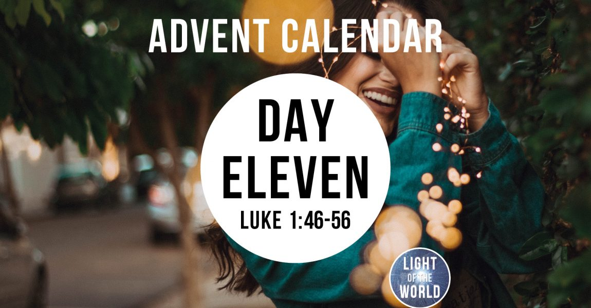 Light Of The World | Advent Series | DAY ELEVEN