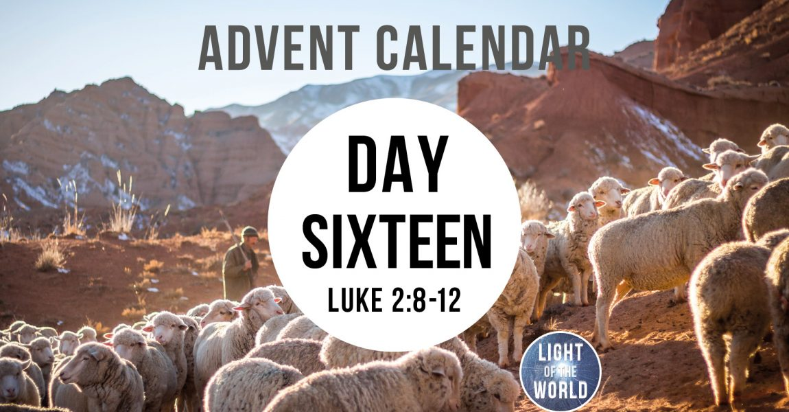 Light Of The World | Advent Series | DAY SIXTEEN