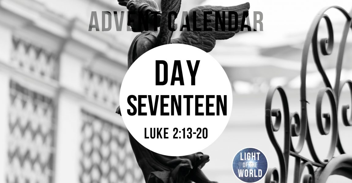 Light Of The World | Advent Series | DAY SEVENTEEN