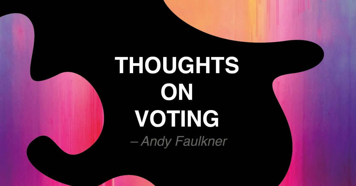 Thoughts on voting